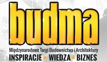 Odwiedź nasze stoisko na targach BUDMA w Poznaniu!