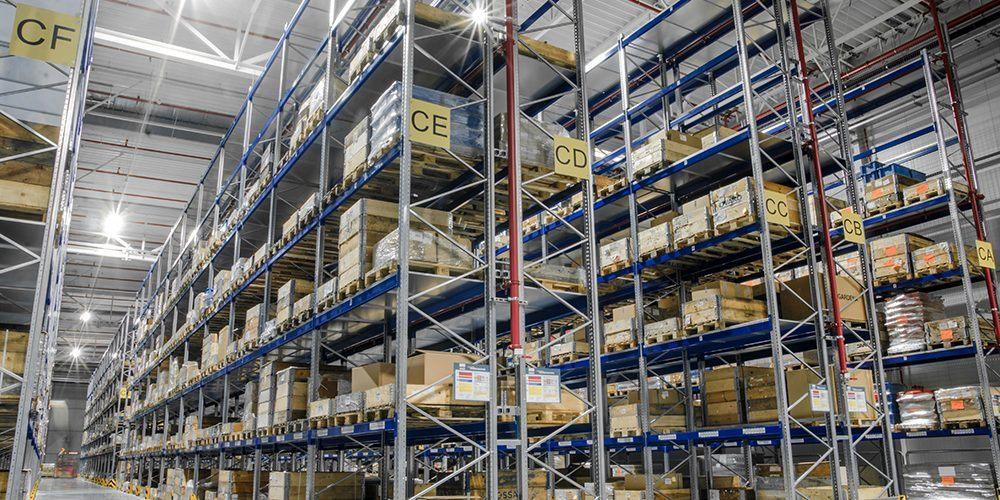 Optymalizacja oświetlenia hali magazynowej zakładu produkcyjnego w Mielcu